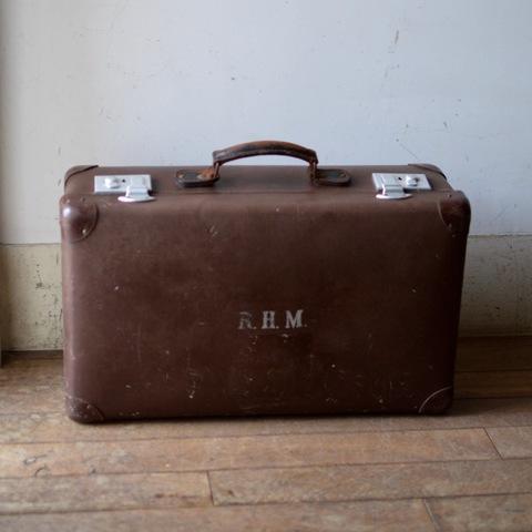 グローブトロッター スーツケース ブラウン