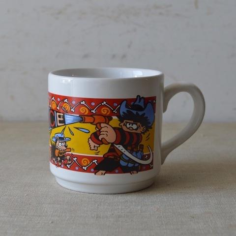 デニズラージマグカップ 水鉄砲