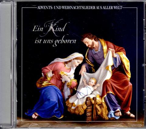 CD「Ein Kind Uns Geboren」