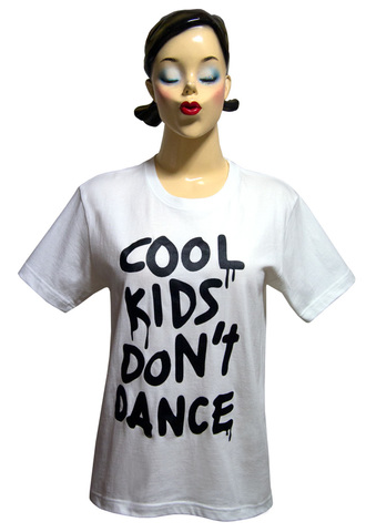 【COOL KIDS DON'T DANCE】クール キッズ ドント ダンス Tシャツ(ワンダイレクション)