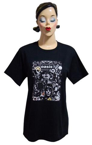 【Oasis】オアシス イラスト Tシャツ