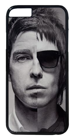 【Oasis/Noel Gallagher & Liam Gallagher】オアシス ノエル・ギャラガー&リアム・ギャラガー iPhone6/ iPhone6s スマホハードケース