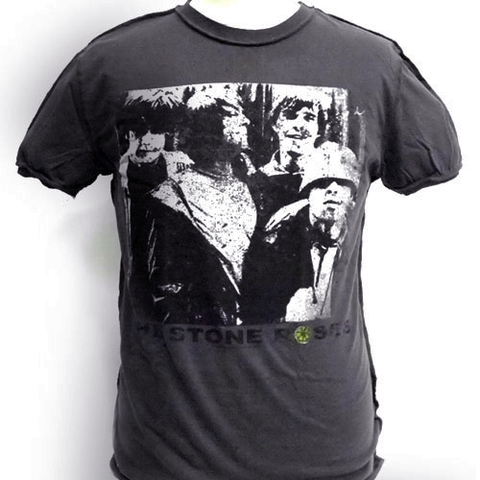 The Stone Roses ストーンローゼス Tシャツ The Gang