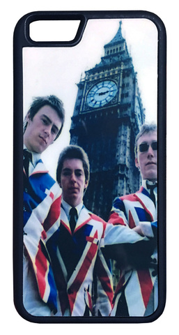 【The Jam】ザ・ジャム「Big Ben」 iPhone6/ iPhone6s ケース