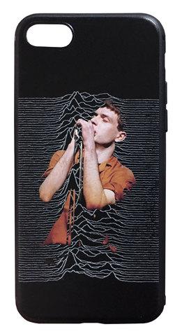 【Joy Division/Ian CurtisIan】ジョイ・ディヴィジョン「イアン・カーティス」iPhone7/iPhone8/iPhoneSE(第2世代)シリコン TPUケース