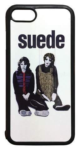 【Suede】スウェード「The Drowners」iPhone7/ iPhone8ハードケース