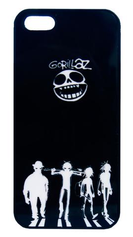 【Gorillaz】ゴリラズ ロゴマーク iPhone5/5s/SE ハードカバー