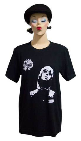 【Oasis】オアシス リアム・ギャラガーTシャツ