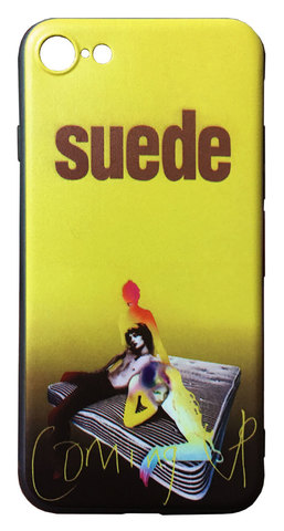【Suede】スウェード「Coming Up」 iPhone7/ iPhone8 シリコン TPUケース
