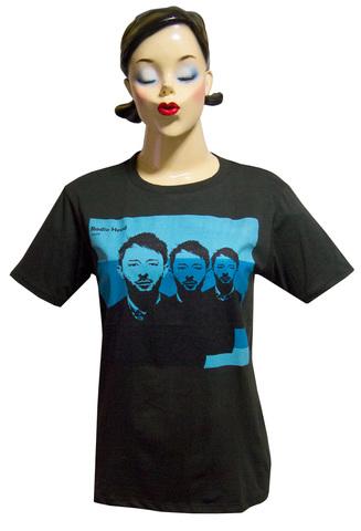 【Radiohead】レディオヘッド トム・ヨーク Tシャツ
