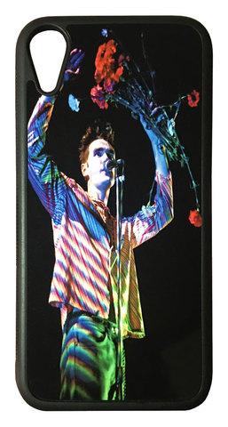 【Morrissey】モリッシー「Charming Man」iPhoneXR シリコン+ハードケース⭐️全国送料無料