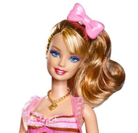 【Barbie】 ファッショニスタス バービードール スウィーティー スワッピン スタイルガール