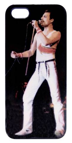 【Queen/Freddie Mercury】クィーン フレディー・マーキュリー iPhone5/5s/SE カバー(3)