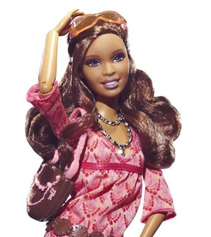 【Barbie】ファッショニスタス バービードール「Artsy」