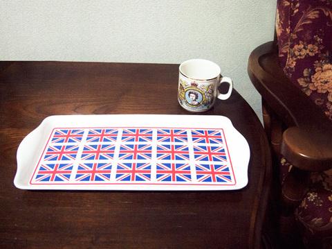 【Union Jack Try】ユニオンジャック サンドウィッチ&スナックトレー L
