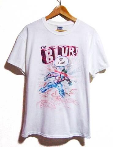 【Blur】ザ・ブラー「My Turn」Tシャツ