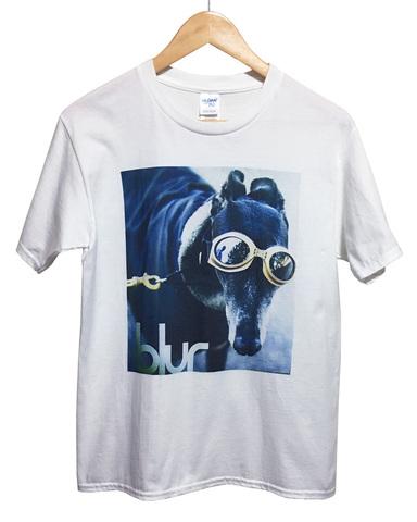 【Blur】ブラー「Londo HydePark 2009」Tシャツ(S)