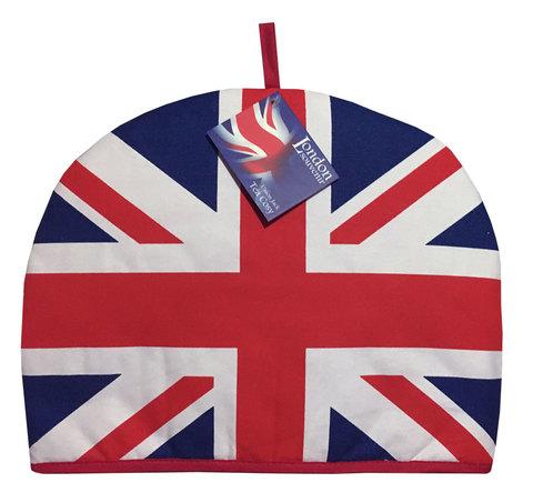 【Union Jack Tea Cozy】英国輸入!ユニオンジャック ティーコージー