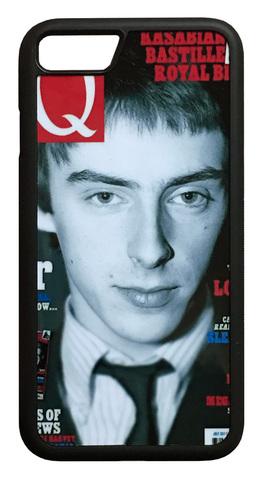 【Paul Weller/The Jam】ポール・ウェラー「Q」 iPhone7/ iPhone8 ハードカバー ケース