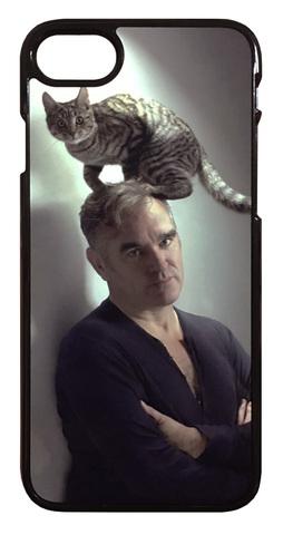 【Morrissey】モリッシー 「Cat」iPhone7/ iPhone8 ハードカバー ケース