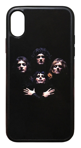 【Queen】クィーン「Bohemian Rhapsody」iPhone X/iPhone XS ケース