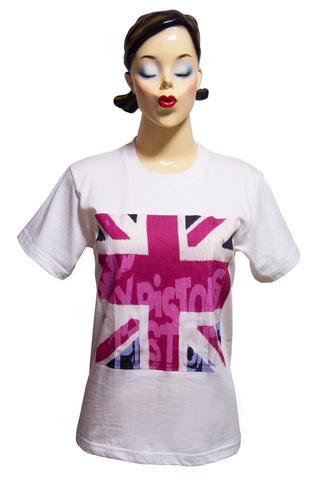 【Sex Pistols】セックス・ピストルズ ユニオンジャック Tシャツ