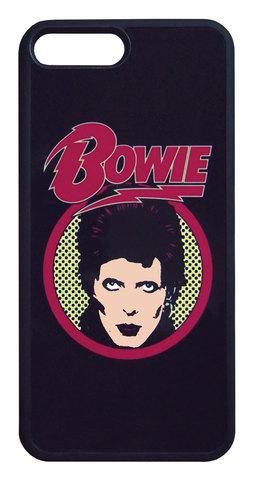 【David Bowie】デヴィット・ボウイ ダイヤモンド・ドックス iPhone7Plus/iPhone8Plus ハードカバー ケース
