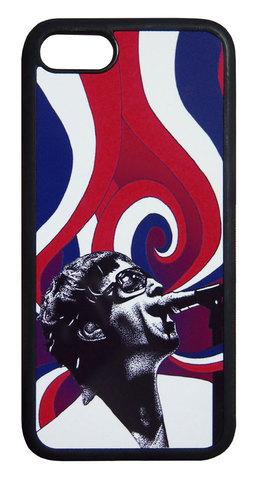 【Oasis/Liam Gallagher】オアシス リアム・ギャラガ シンギング iPhone7/ iPーhone8ケース