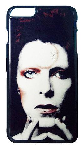 【David Bowie/Ziggy Stardust】デヴィット・ボウイ ジギー・スターダスト iPhone6Plus/ iPhone6s Plus ハードケース