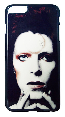 【David Bowie/Ziggy Stardust】デヴィット・ボウイ ジギー・スターダスト iPhone6Plus/ iPhone6s Plus ハードフォンカバー