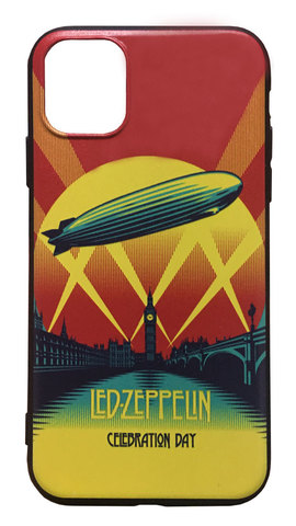 【Led Zeppelin】レッド・ツェッペリン「Celebration Day」iPhone11 TPUケース