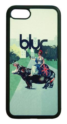 【Blur/Park Live】ブラー ザ・ベスト・イズ・ブリテッシュ ハイドパーク2012② iPhone7/ iPhone8 ハードカバー ケース