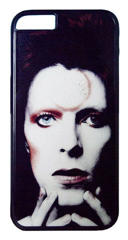 【David Bowie/Ziggy Stardust】デヴィット・ボウイ ジギー・スターダスト iPhone6/ iPhone6s ハードカバー