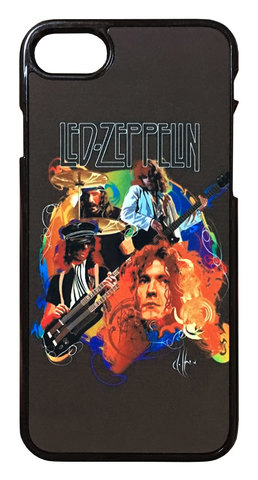 【Led Zeppelin】レッド・ツェッペリン① iPhone7/ iPhone8 ハードカバー ケース