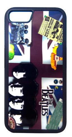 """【The Beatles】サ・ビートルズ """"ユニオンジャック"""" iPhone7/  iPhone8 ハードカバー"""