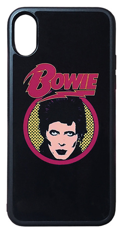 【David Bowie/Diamond Dogs】デヴィット・ボウイ ダイヤモンド・ドックス iPhoneX/iPhoneXS ケース