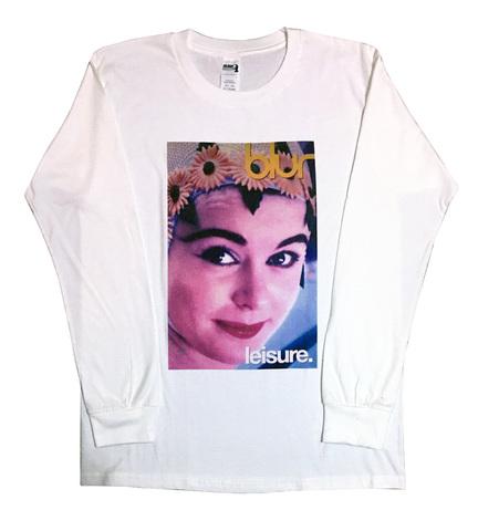 【Blur】ブラー「Leisure」Tシャツ 長袖(M)