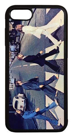 【The Beatles】ザ・ビートルズ「アビイ・ロード」iPhone7/ iPhone8ケース