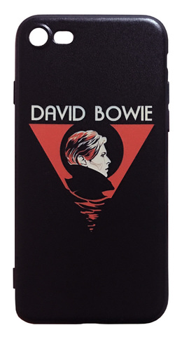 【David Bowie】デヴィット・ボウイ「Low」iPhone7/iPhone8 シリコン TPUケース