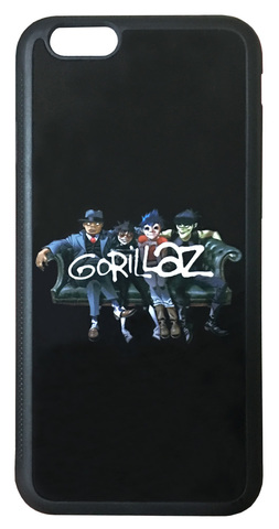 【Gorillaz】ゴリラス「Humanz」iPhone6/iPhone6s ケース