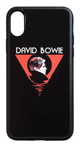 【David Bowie】デヴィット・ボウイ「Low」iPhoneX/iPhoneXS ケース