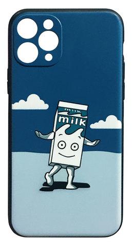 【Blur】ブラー「Coffee & TV Milk Boy」iPhone11Pro シリコン TPUケース⭐️全国送料無料