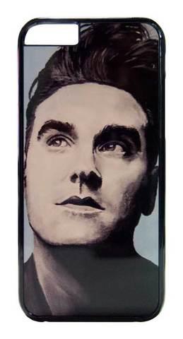 【Morrissey】モリッシー イラスト「Everyday Is Like Sunday」イラスト iphone6Plus/6s Plus ハードケース