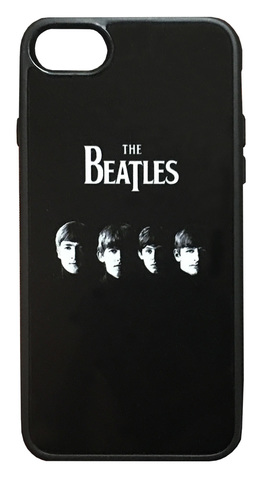 【The Beatles】ザ・ビートルズ「With The Beatles」iPhone7/ iPhone8/iPhoneSE(第2世代) ハードケース