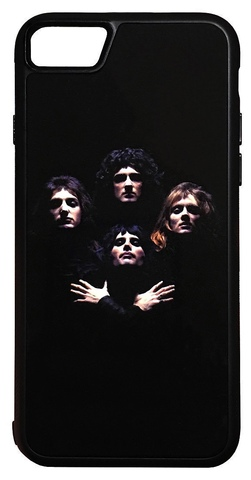 【Queen】クィーン「Bohemian Rhapsody」③ iPhone7/ iPhone8 ハードカバー ケース
