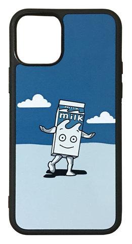 【Blur】ブラー「Coffee & TV Milk Boy」iPhone11 Pro ケース
