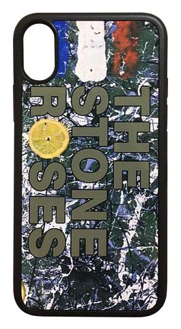 【The Stone Roses】ストーン・ローゼス「ザ・ストーン・ローゼス」 iPhoneX/ iPhoneXSケース