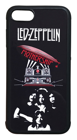 【Led Zeppelin】レッド・ツェッペリン「Mothership②」iPhone7/ iPhone8ケース
