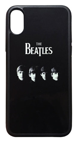 【The Beatles】ザ・ビートルズ「With The Beatles」iPhoneX/ iPhoneXS ハードケース