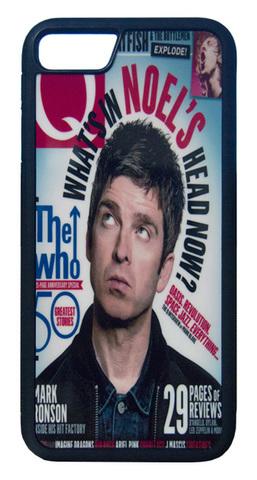 【Noel Gallagher/Oasis】ノエル・ギャラガー マガジン iPhone7/ iPhone8ケース